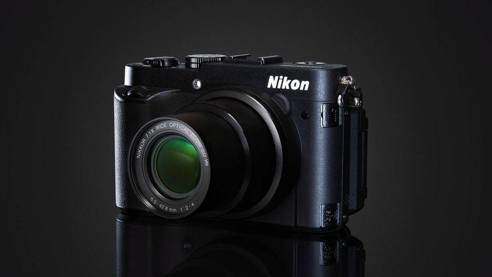 Nikon lanserer kamera med Android