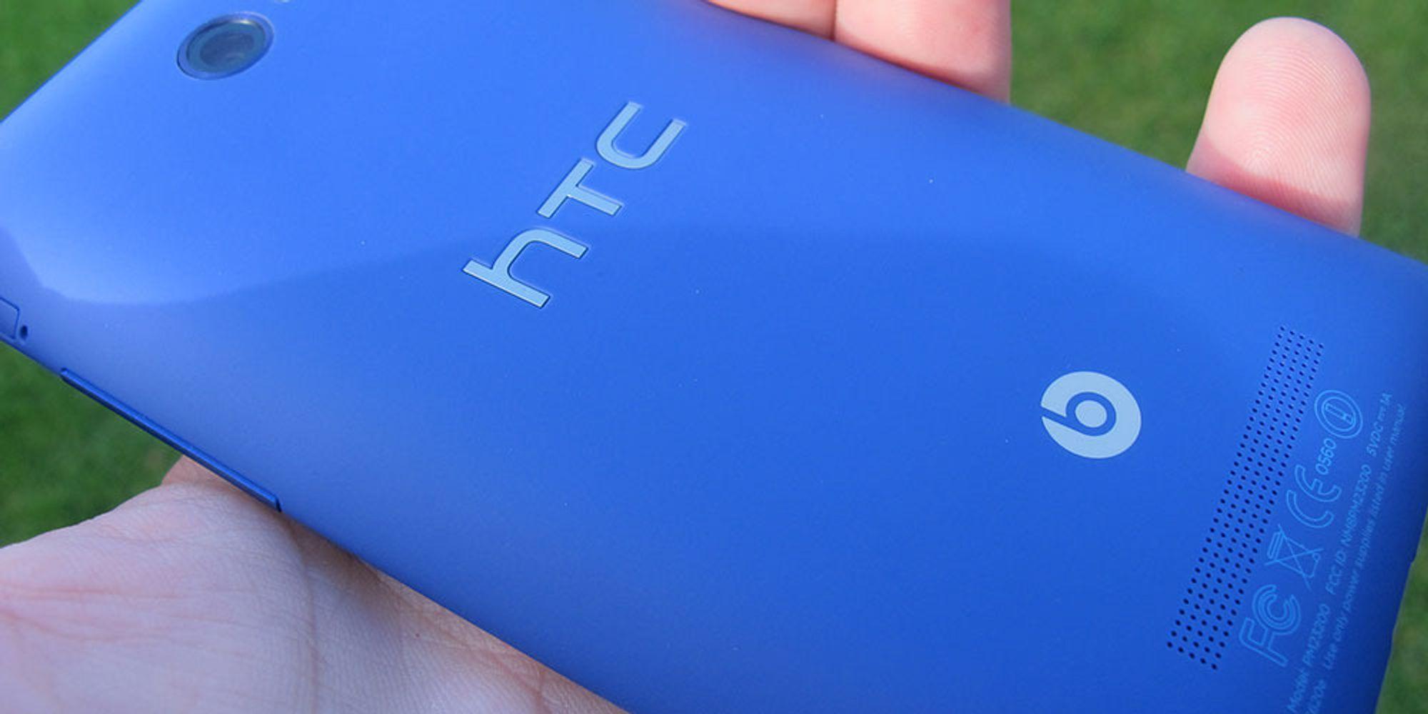 HTC 8X får trådløs lading