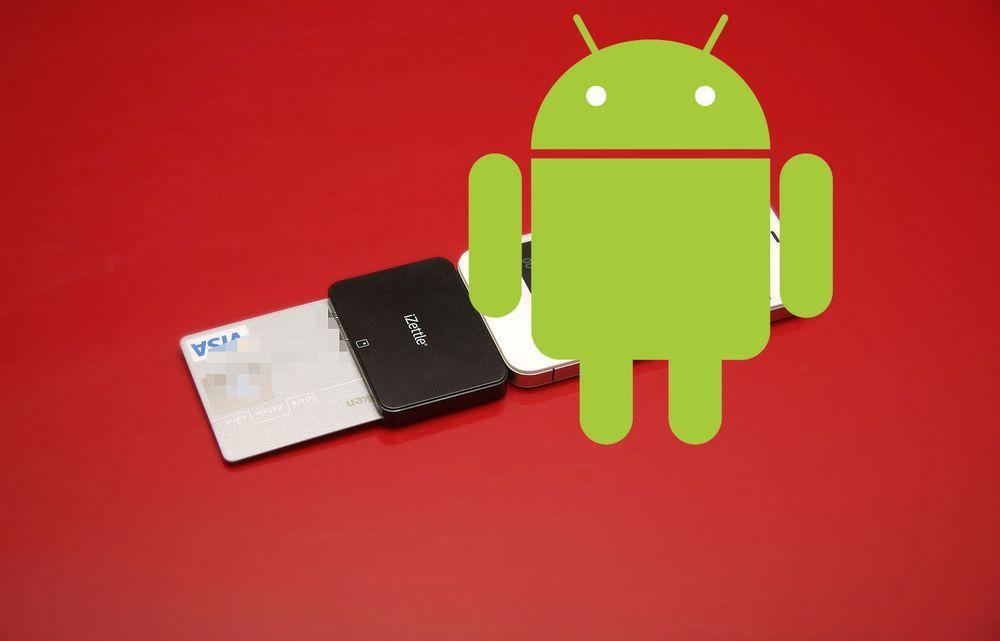 Lanserer iZettle for Android