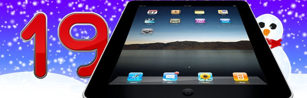 Mobilis julekalender - Siste iPad-spørsmål