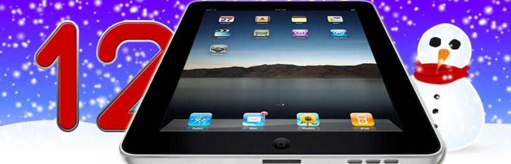 Mobilis julekalender - Vinn en iPad
