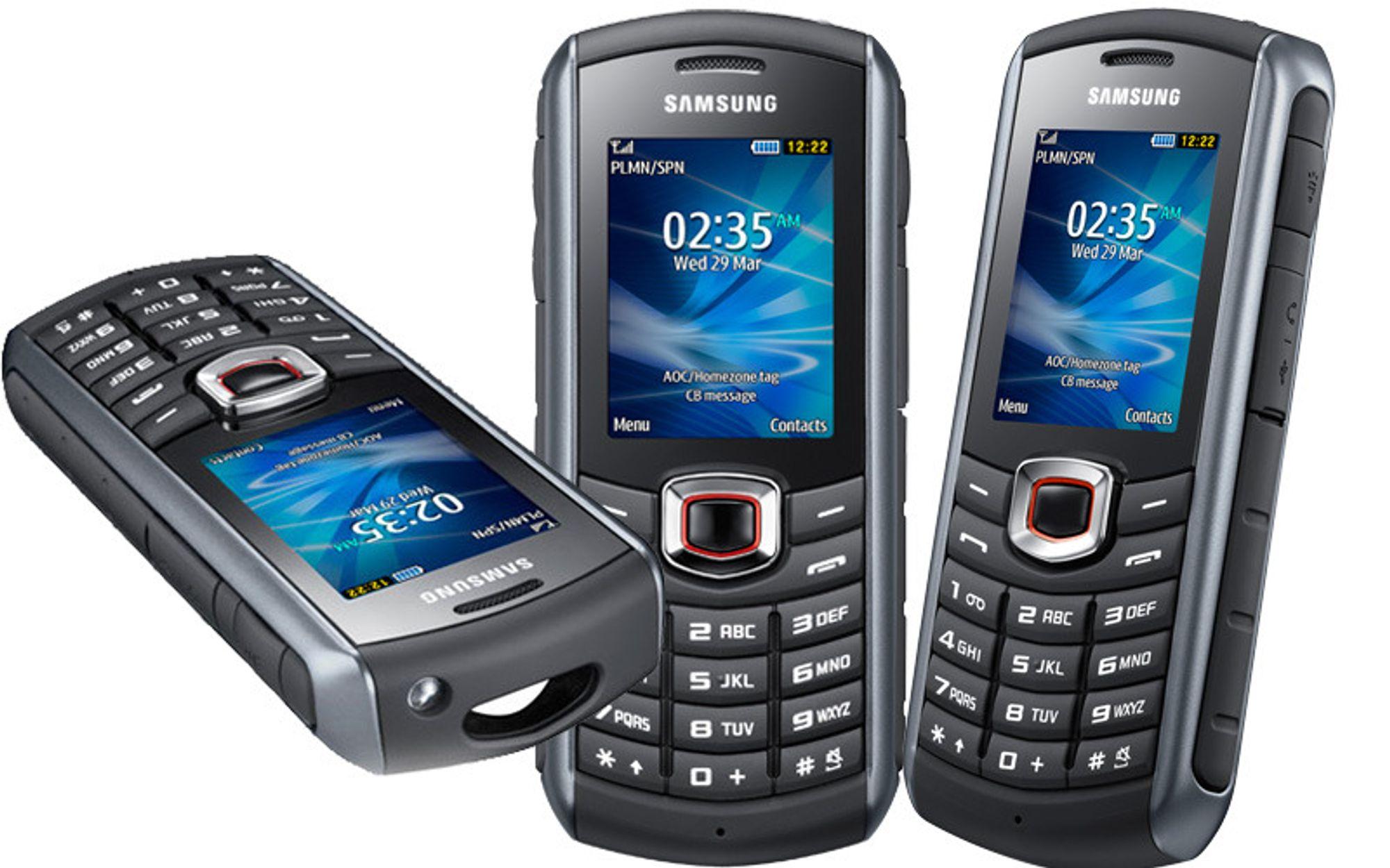 Ny harddaus fra Samsung
