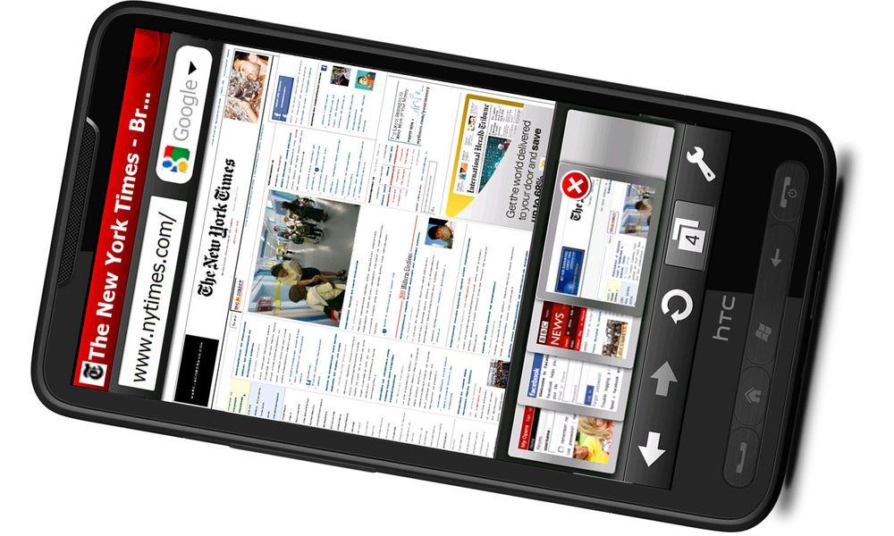 Opera lanserer Mini til Windows Mobile