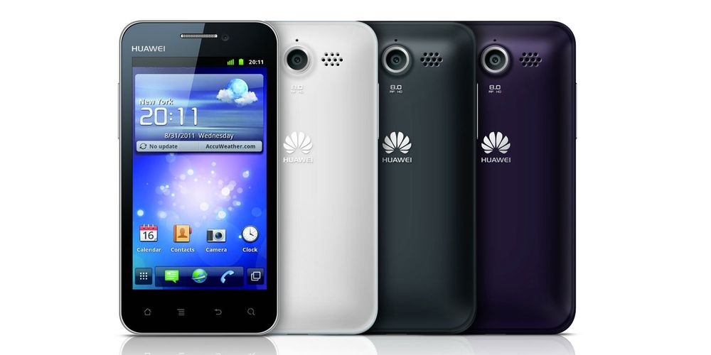 Test: Huawei Honor U8860
