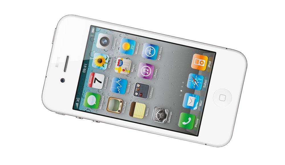 Hvit iPhone 4 kommer på onsdag