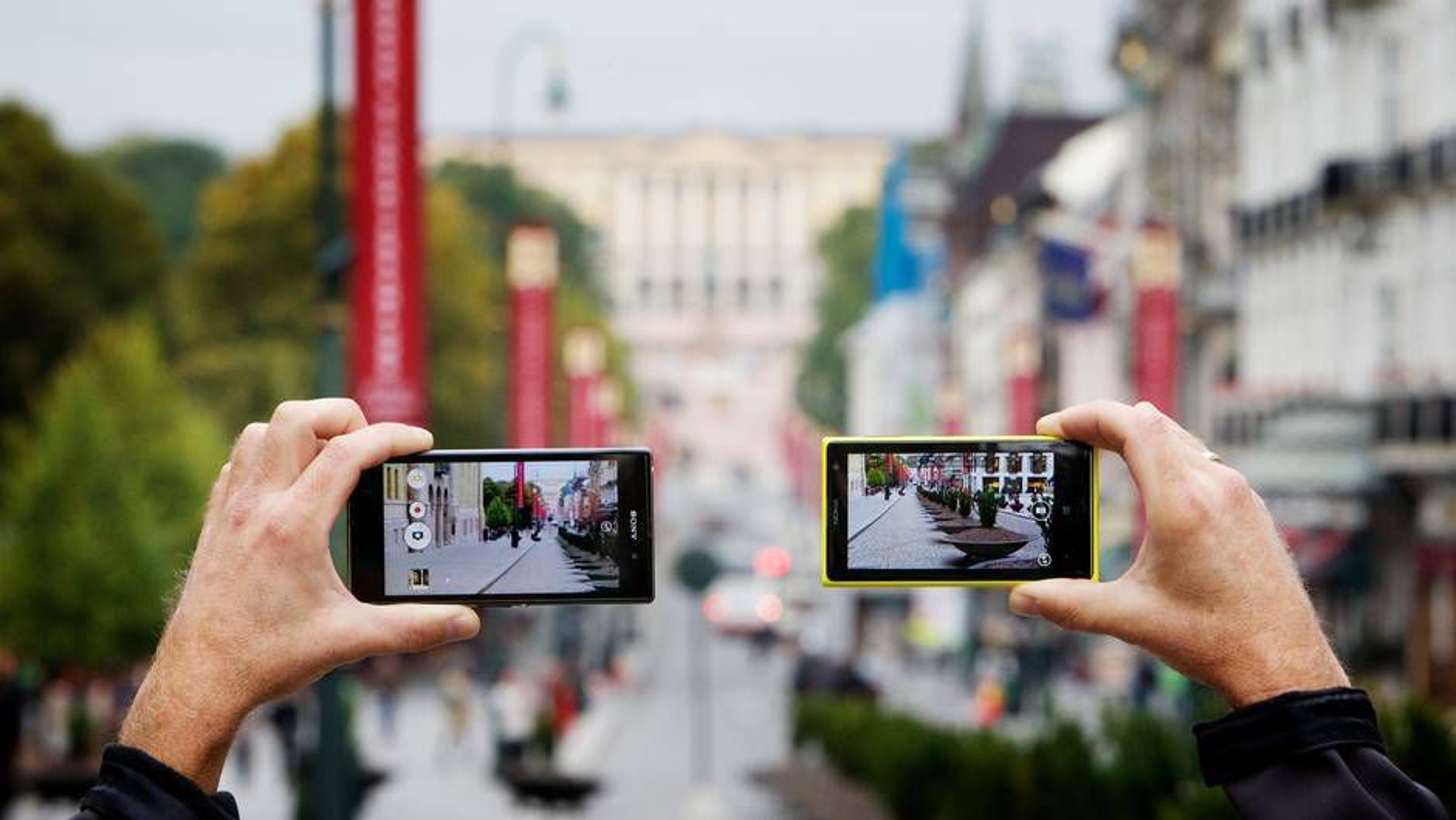 Duell: Nokia Lumia 1020 vs Sony Xperia Z1
