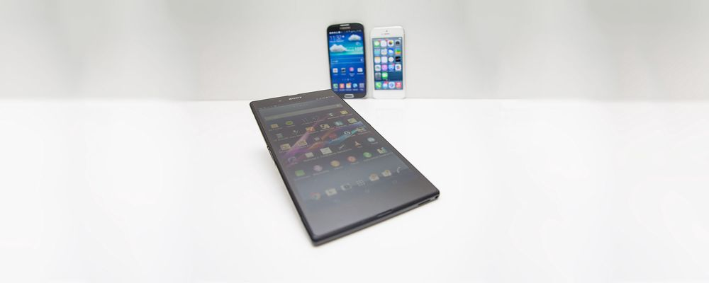 TEST: Sony Xperia Z Ultra