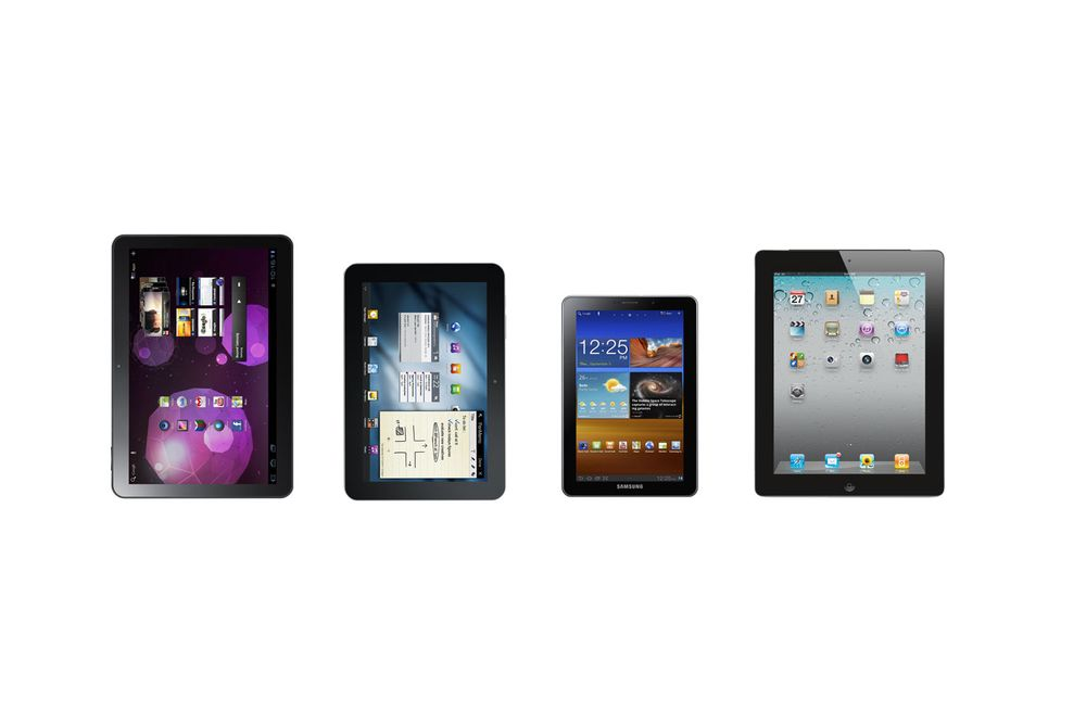 Kan disse knuse iPad 2?