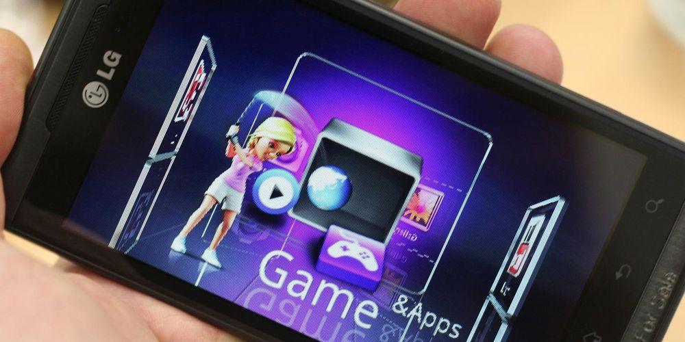 LG lager verdens tynneste 3D-mobil
