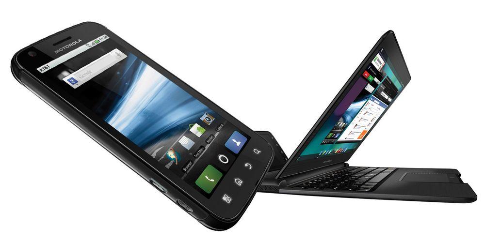 Motorola Atrix kommer til Norge