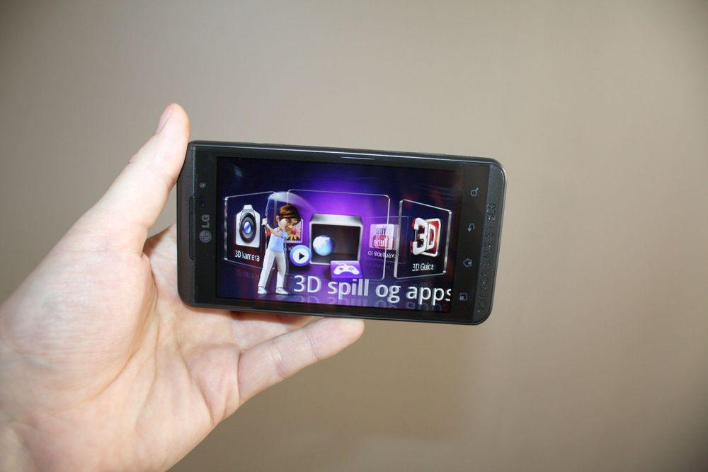 LG gjør 2D-spill til 3D