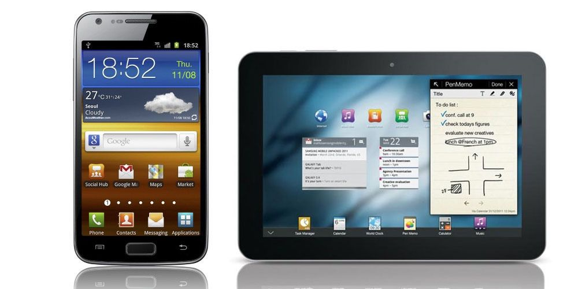 Galaxy S II får 4G
