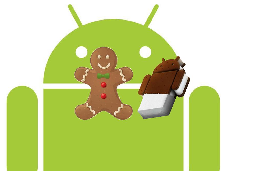 Gammel-Android fortsatt størst
