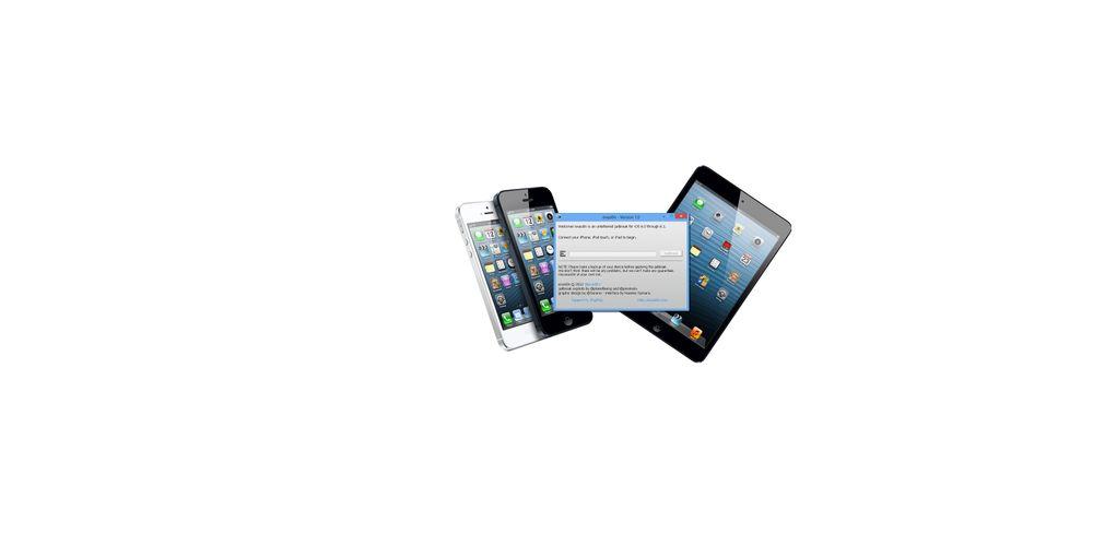 Nå kan du jailbreake iOS 6