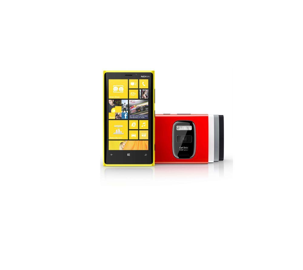- Lumia med 41 megapiksler på vei