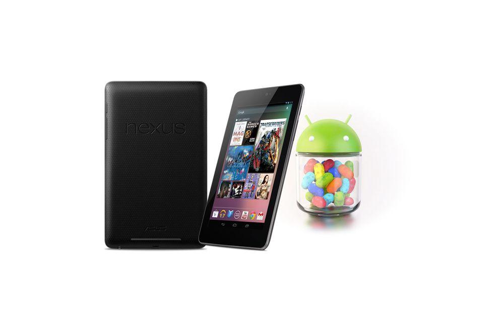 Ny Nexus 7 til våren