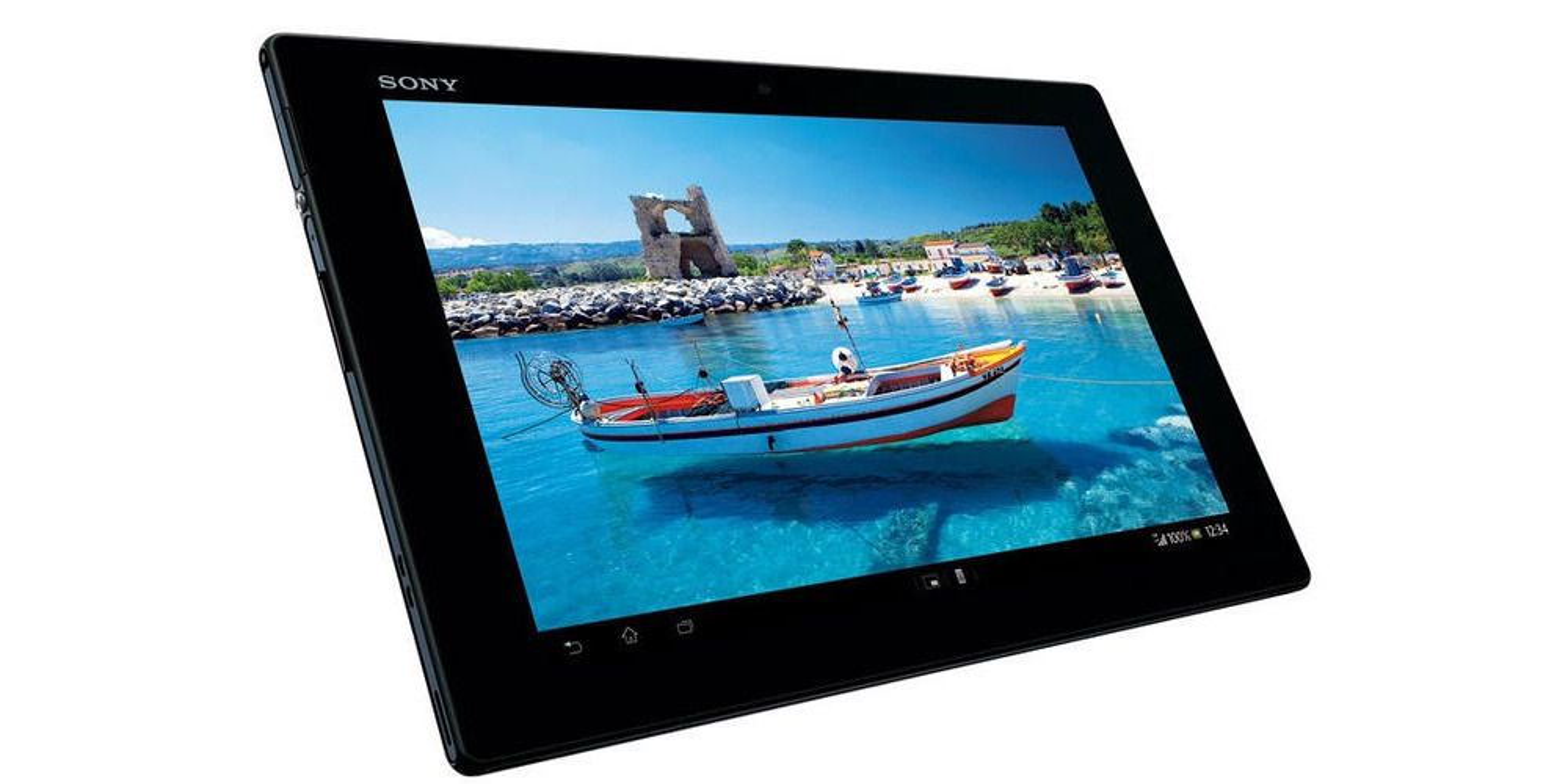 Sony lanserer Tablet Z