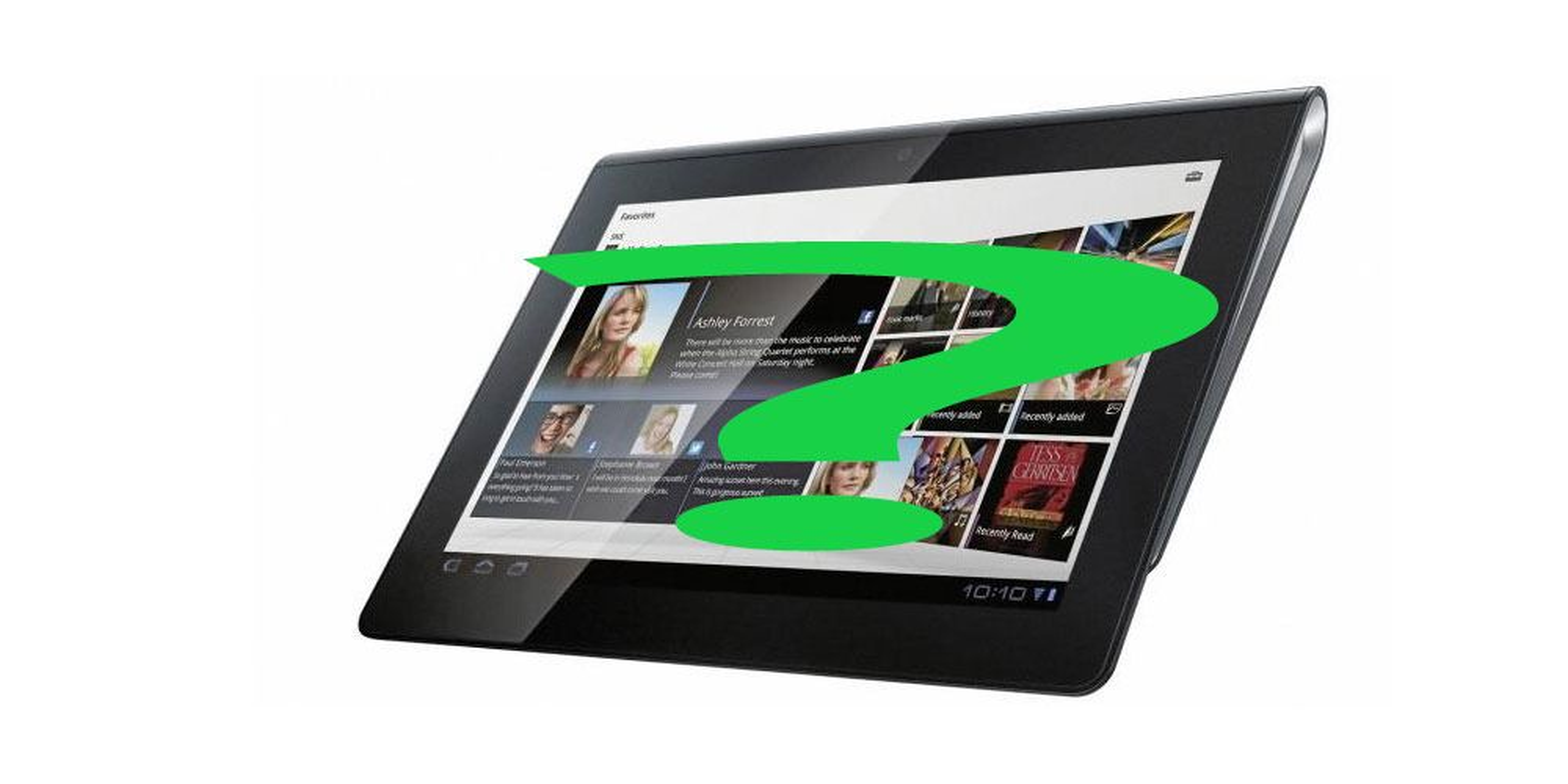 Sony Xperia Tablet Z er lekket