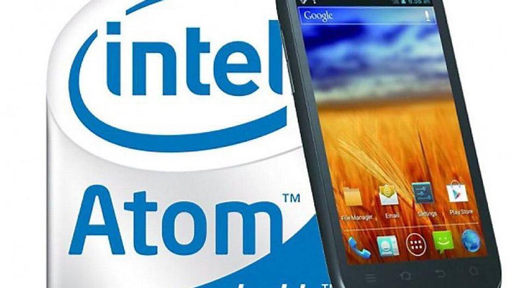 Intel vil inn i flere telefoner