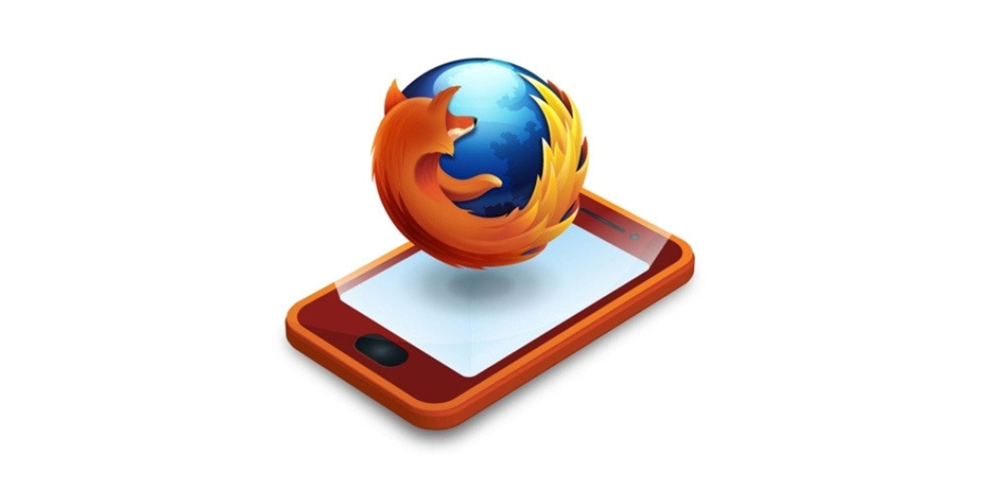 Skal selge Firefox-telefon