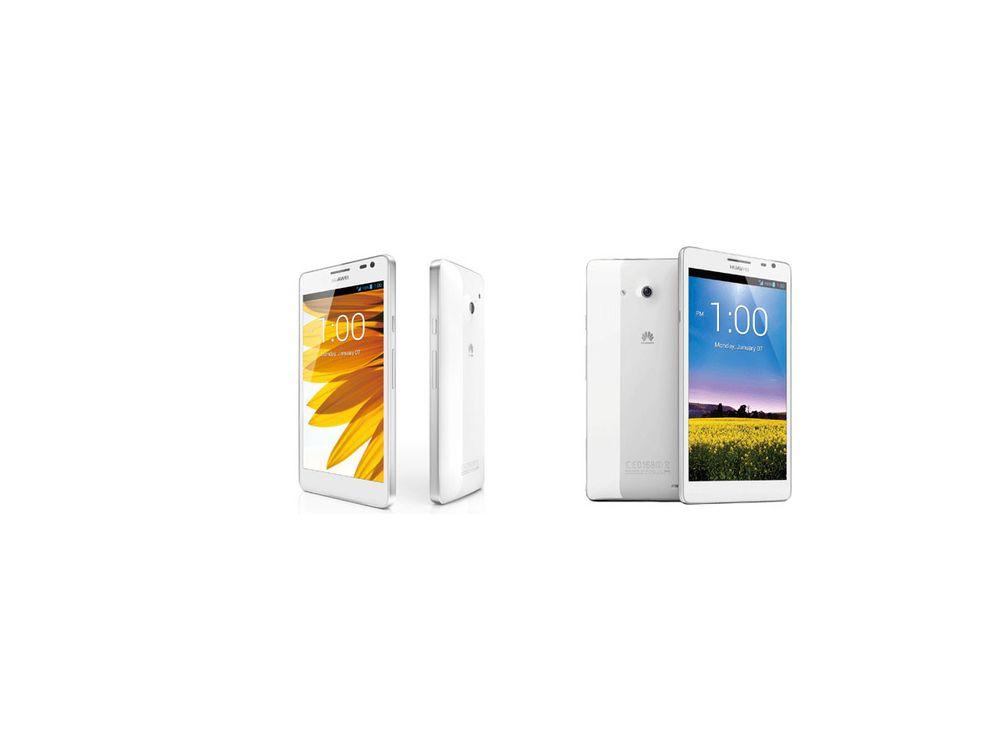 To nye toppmodeller fra Huawei