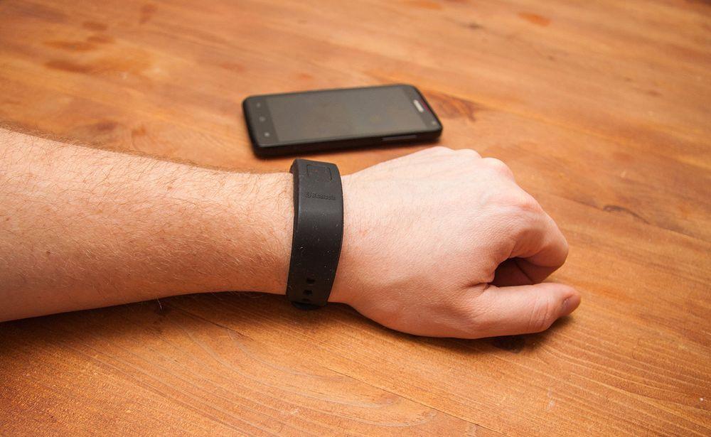 Vinn sladrearmbånd til mobilen