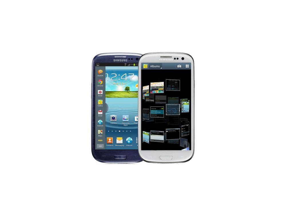 Har du oppdatert Galaxy S III?