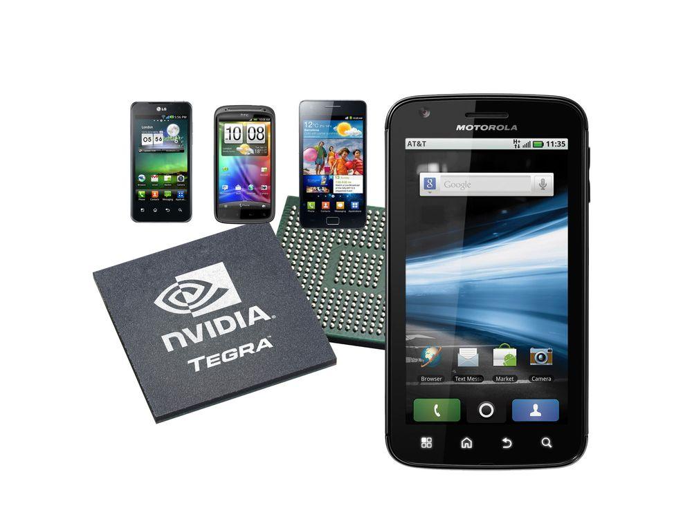 Tokjerne-slaget: Motorola Atrix