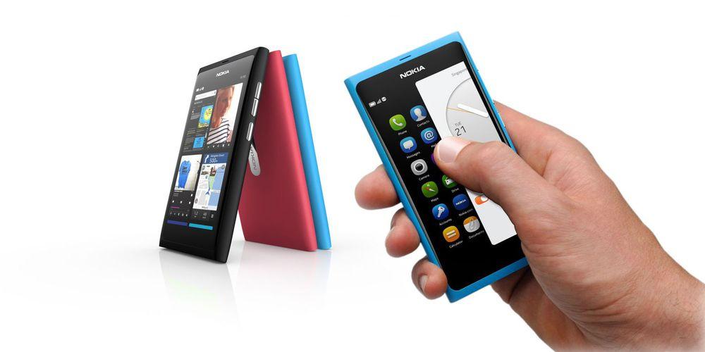 Test av Nokia N9