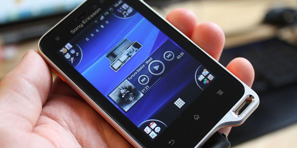 Test av Sony Ericsson Xperia Active