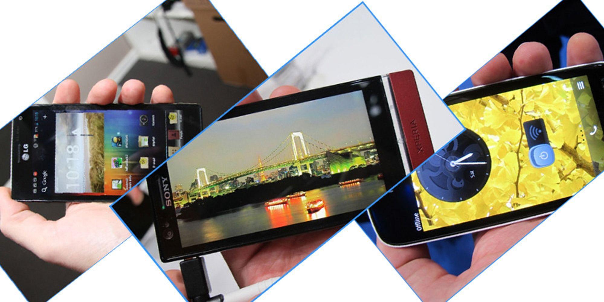 Fire grunner til å vente med mobilkjøpet
