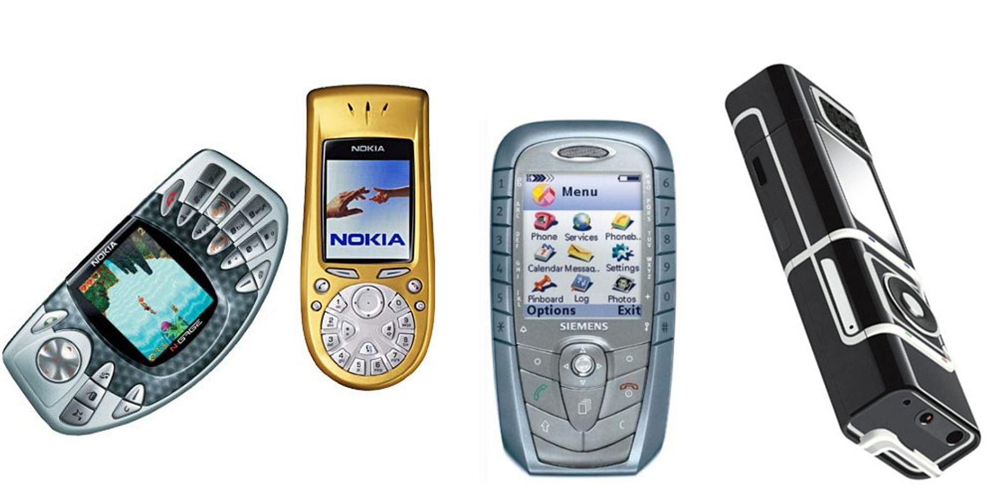 6 ubrukelige mobildesign