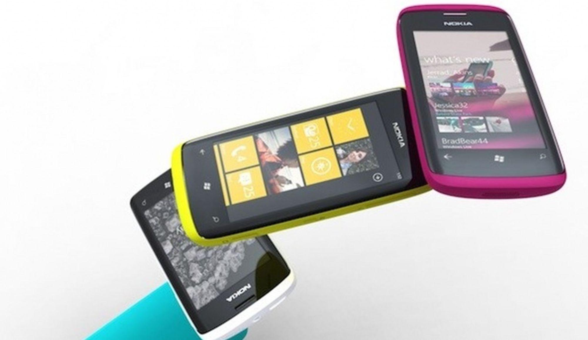 Nokia nedgradert igjen