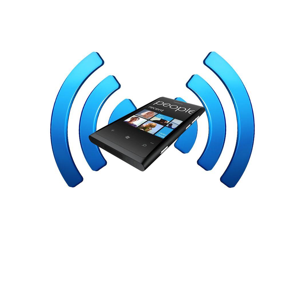 Nokia Lumia 800 og 710 får Wi-fi hotspot
