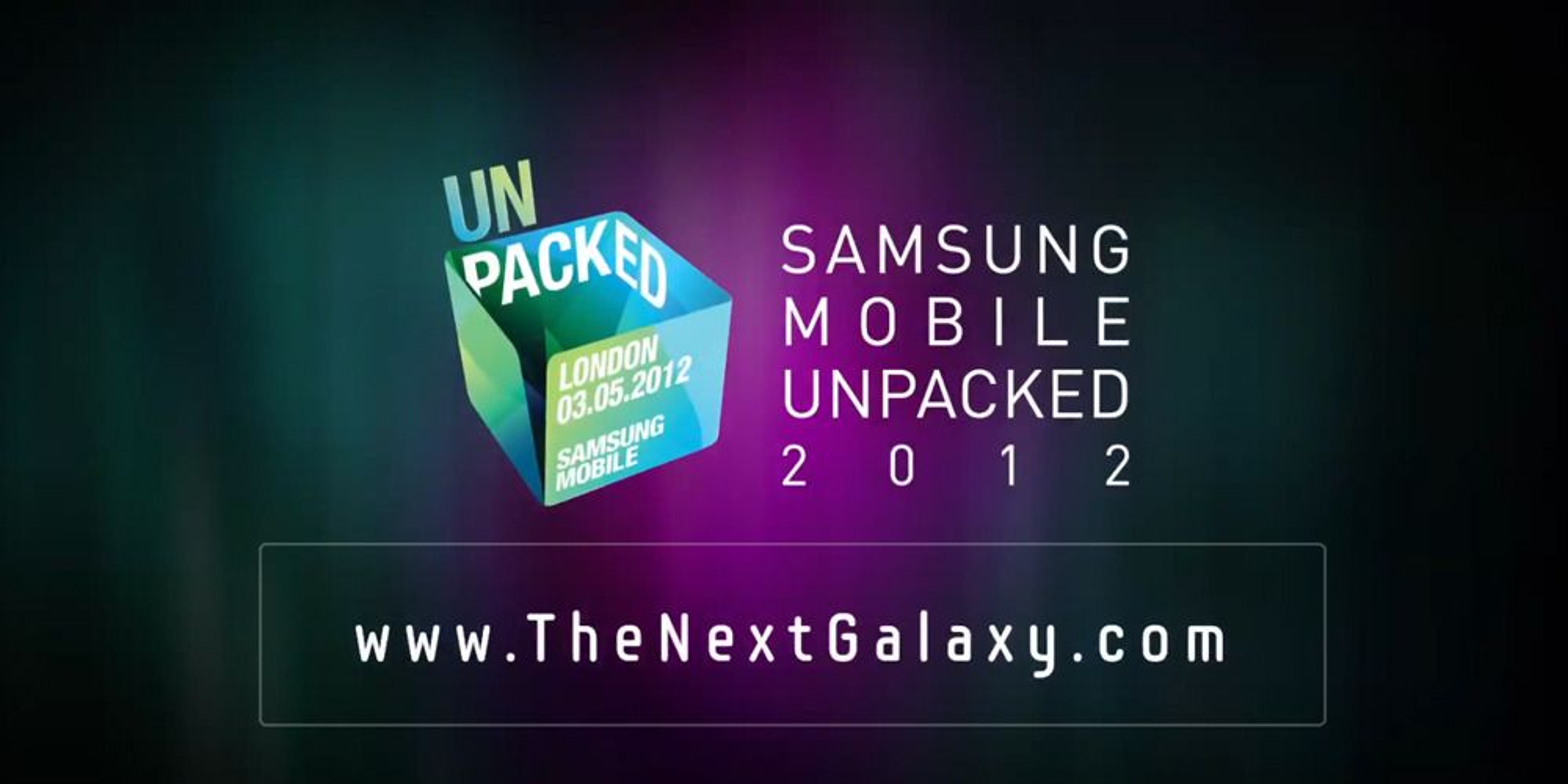Samsung-teaser endte med ny teaser.