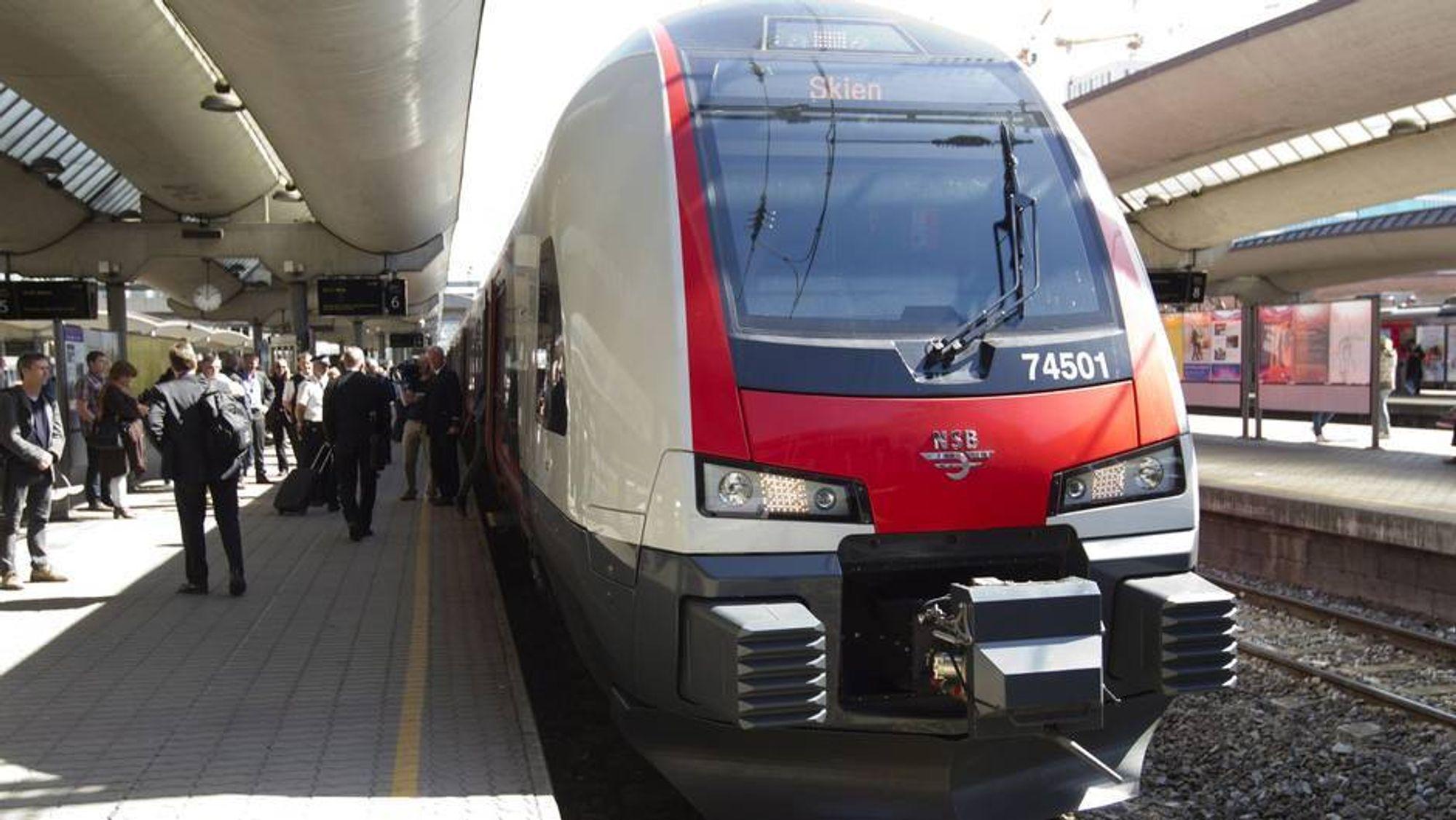 Nå blir det god mobildekning på toget
