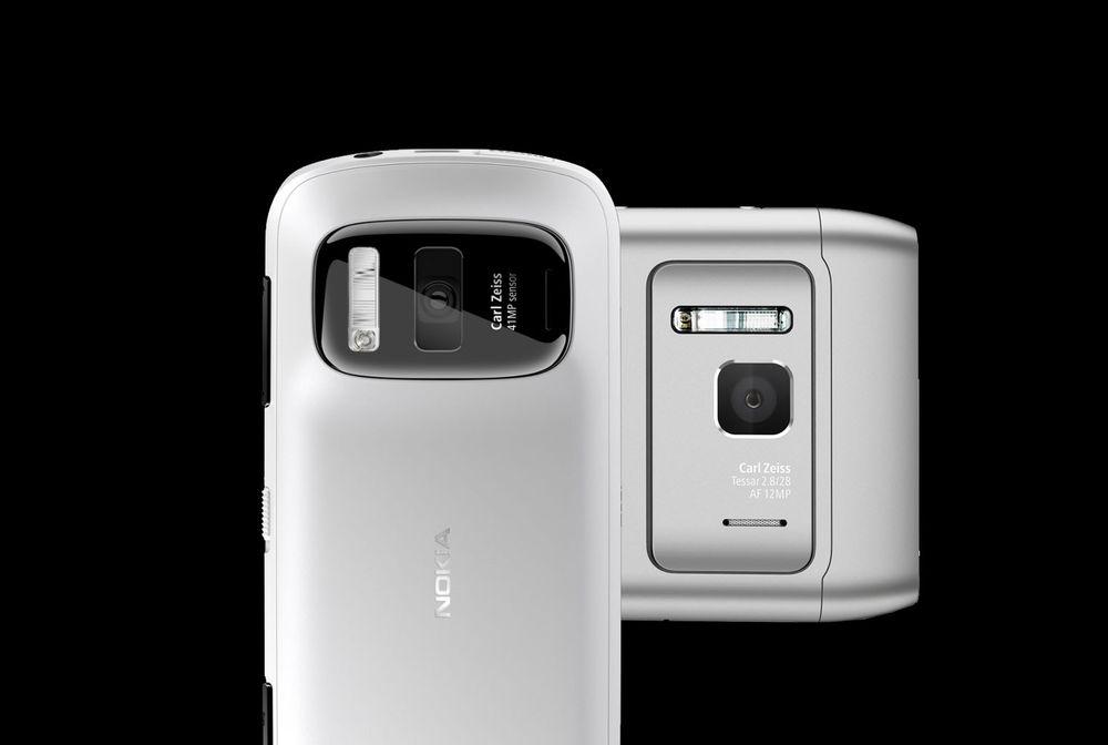 Nokia 808 vs Nokia N8