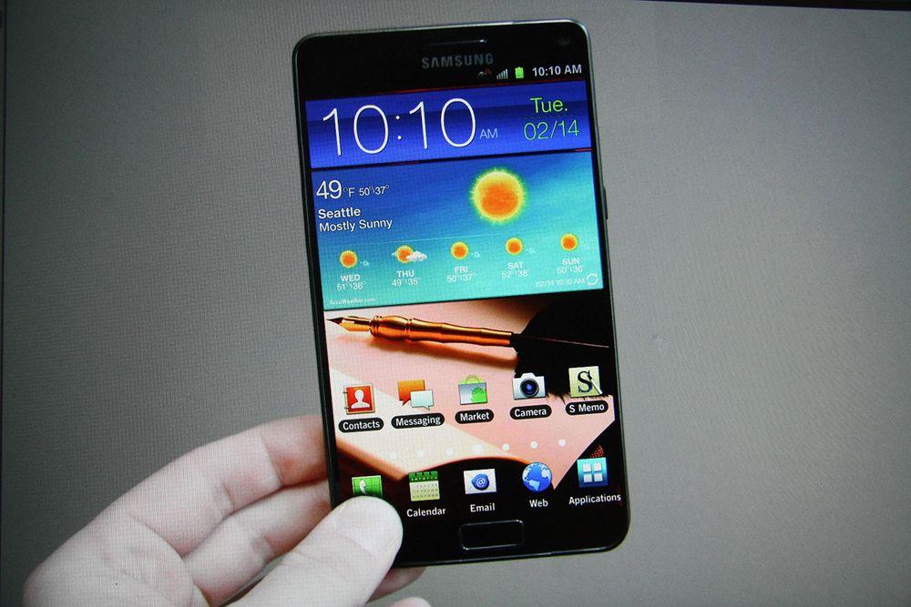 Vi lager vår egen Galaxy S III
