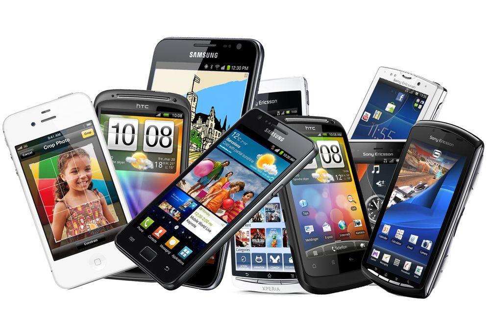Dyr eller billig smarttelefon?