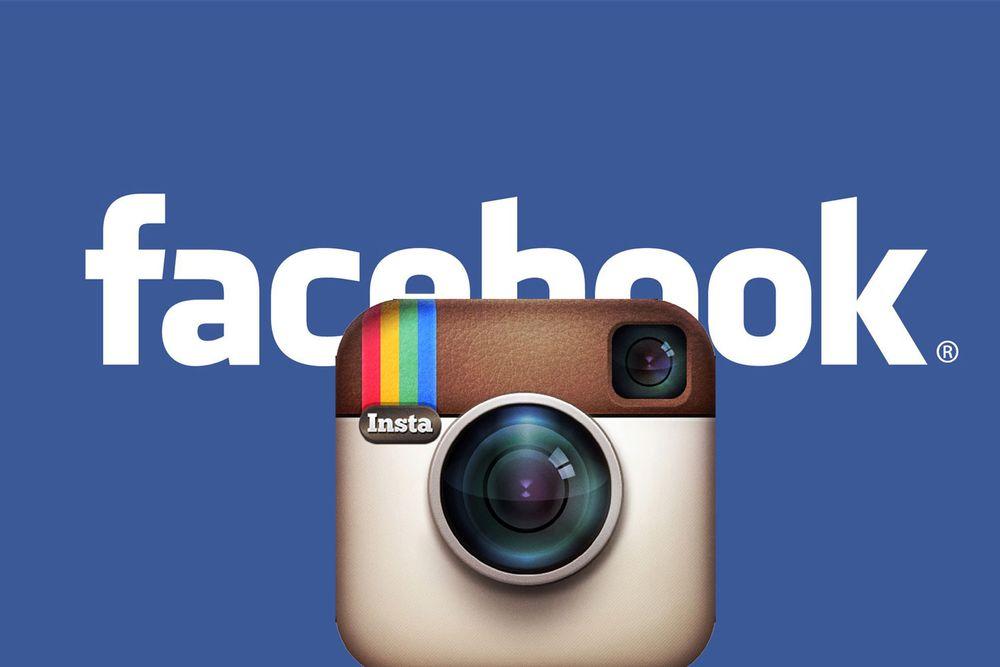 Facebook kjøper Instagram