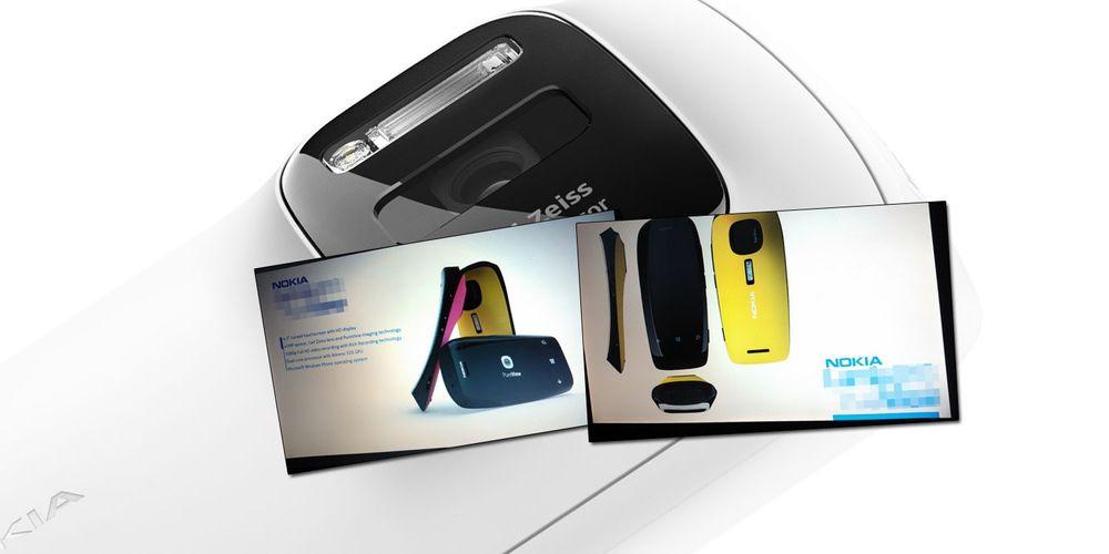Er dette Nokias 41 megapikslers Lumia-telefon?