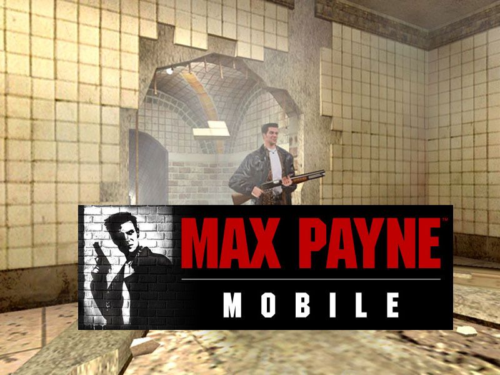 Nå kommer Max Payne til mobilen
