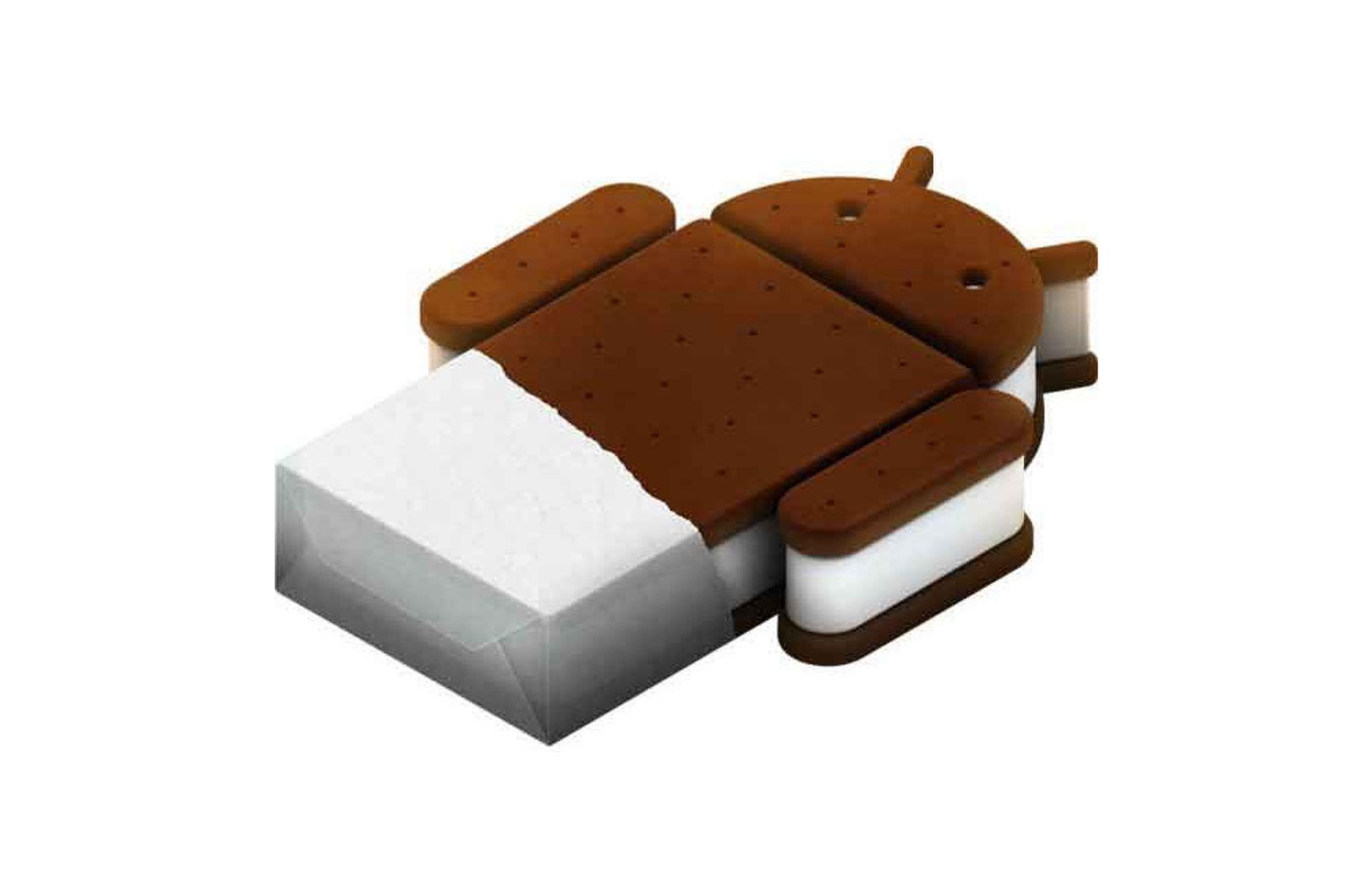 Android 4 har funnet veien til 2,9 prosent