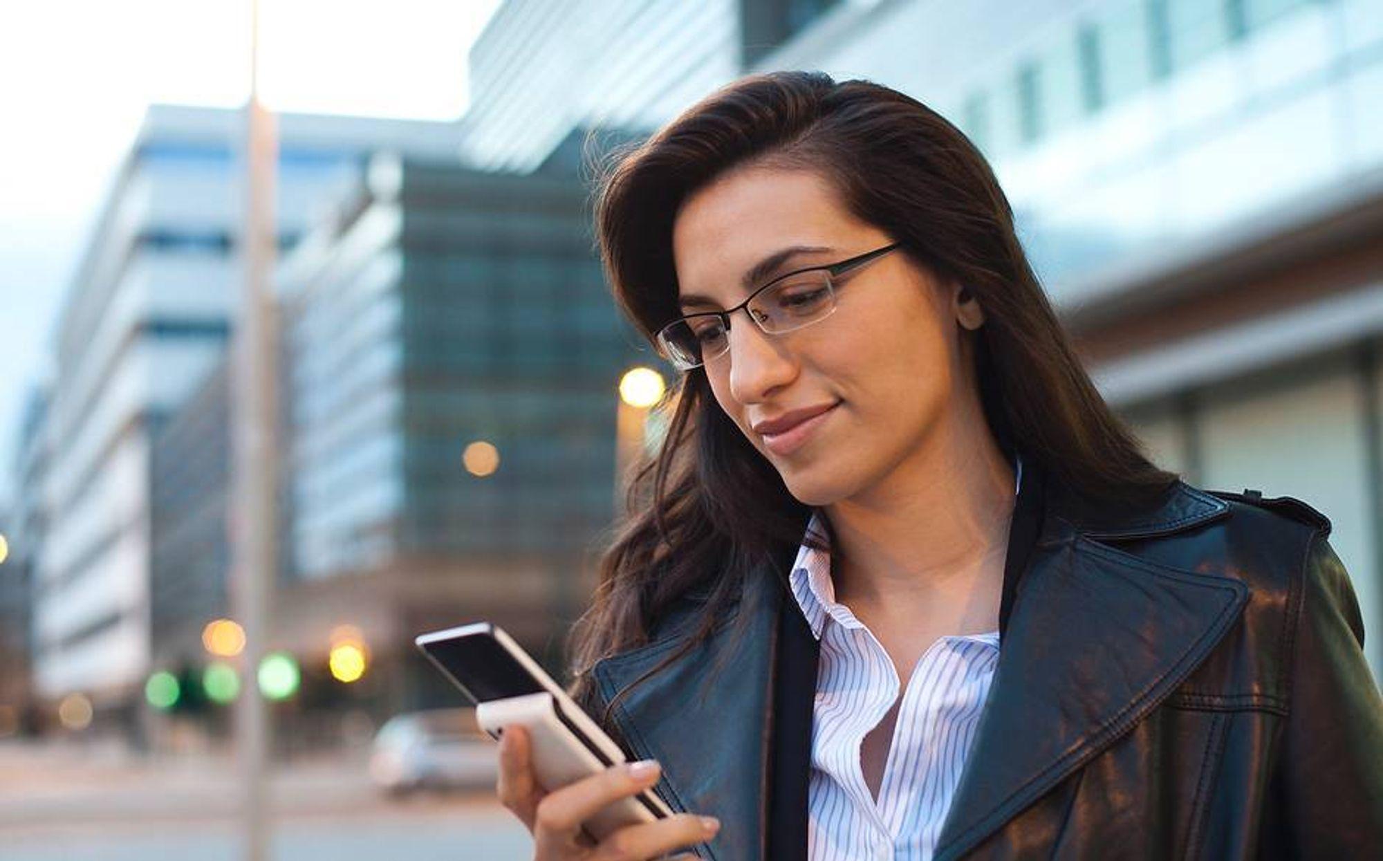 Billigere å bruke mobil i utlandet