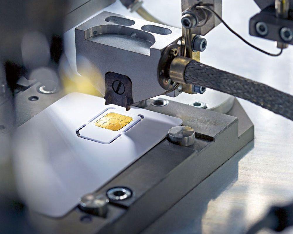Krangler om nano-SIM