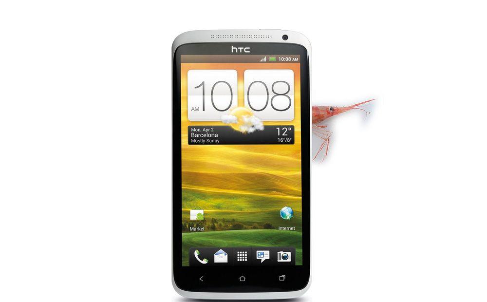 Her er prisene på HTCs One X