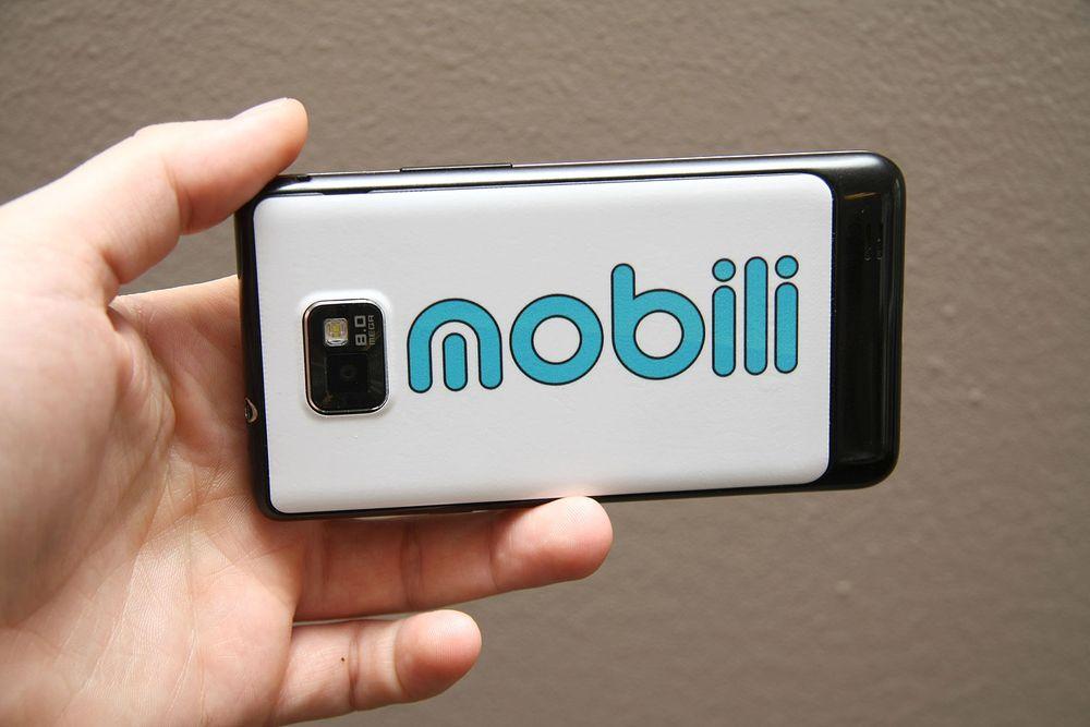 Slik kan du flotte opp mobilen din
