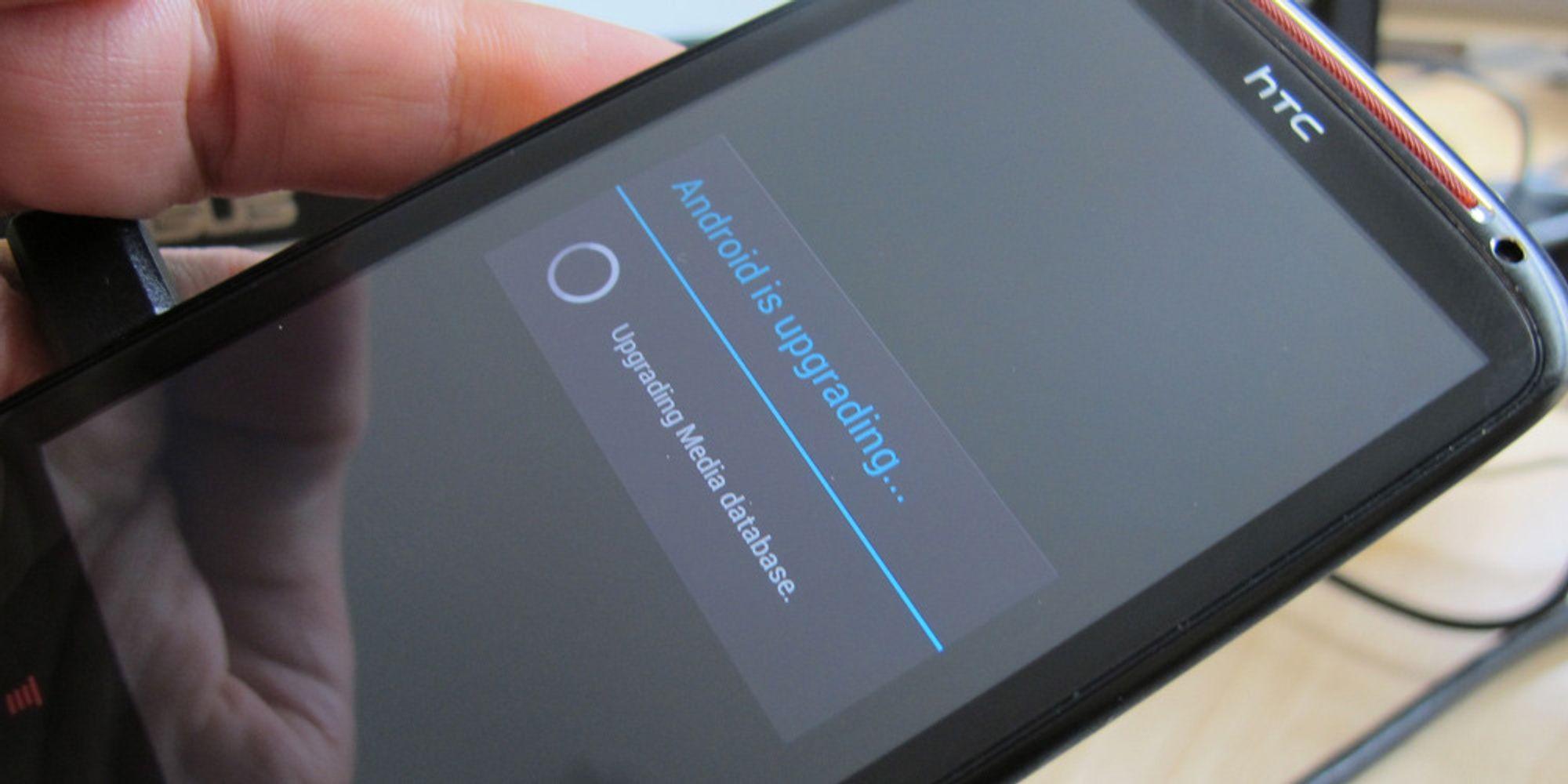 HTC dobler ytelsen med Android 4.0