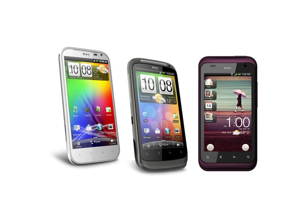 Disse HTC-mobilene får Android 4