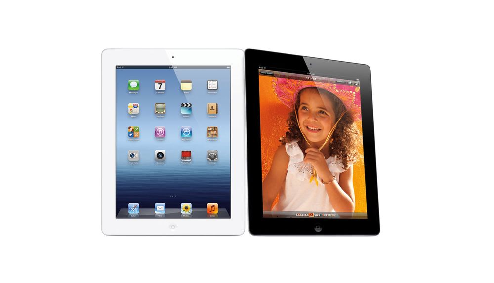 Nye iPad støtter ikke norsk 4G